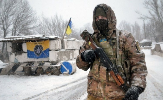 Ukrainian officials are reporting up to 71 attacks a day in Donbas / Photo from UNIAN