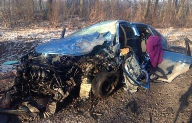 УЛьвівській області вДТП заучастю військового автомобіля загинула людина