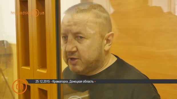 ружанский / Общественное ТВ Донбасса