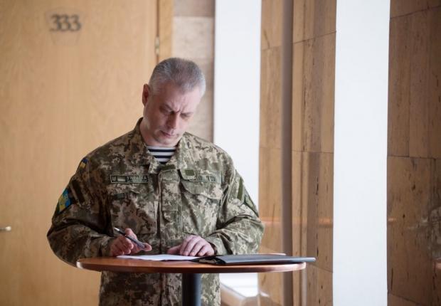 Лысенко рассказал о потерях среди украинских военных за прошлые сутки / Фото УНИАН