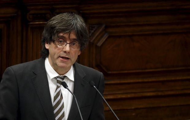 Новим головою уряду Каталонії став політик виступаючий занезалежність області
