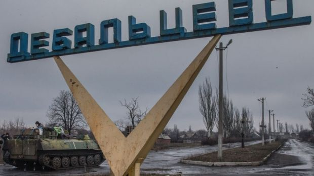 Хуг заявляет, что разведение сил в районе Дебальцево состоится только по согласию сторон / vlada.io