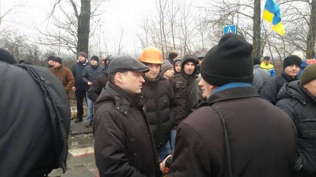гірники / vk.com/news_chervonohrad