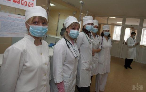 В Киеве от гриппа умер уже 41 человек