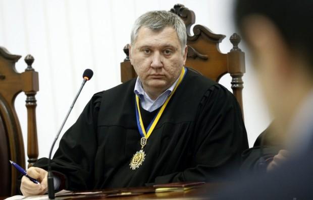 Судья Апелляционного суда города Киева Денис Масенко / Фото УНИАН