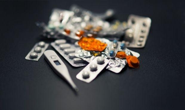 грипп, таблетки / kaboompics.com