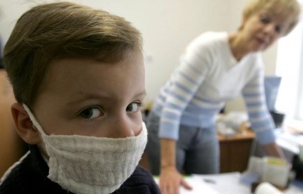 В школах Сум и Черкасс из-за гриппа с 19 января вводят карантин