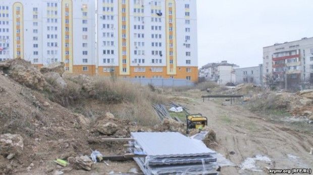 стройка / ru.krymr.com