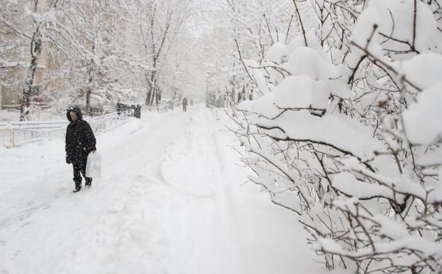 Украинцев предупредили про очередное ухудшение погоды / Фото УНИАН