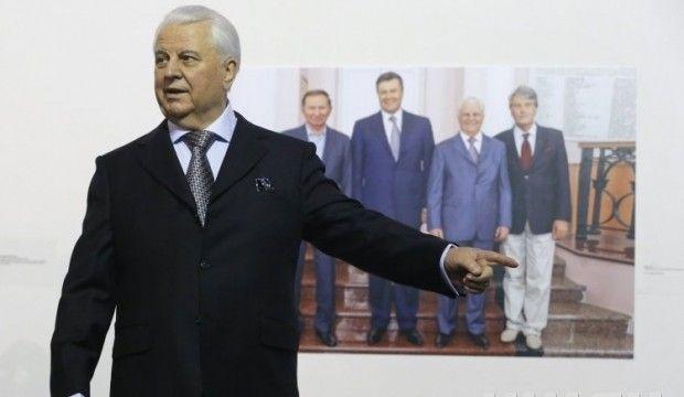 Кравчук рекомендував чинній владі поспілкуватися з населенням усіх регіонів / УНІАН