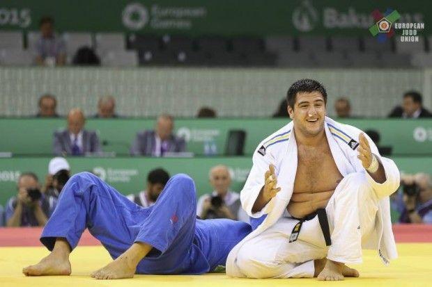 В 2015-м году Хаммо завоевал бронзы и европейского, и мирового уровня / EJU