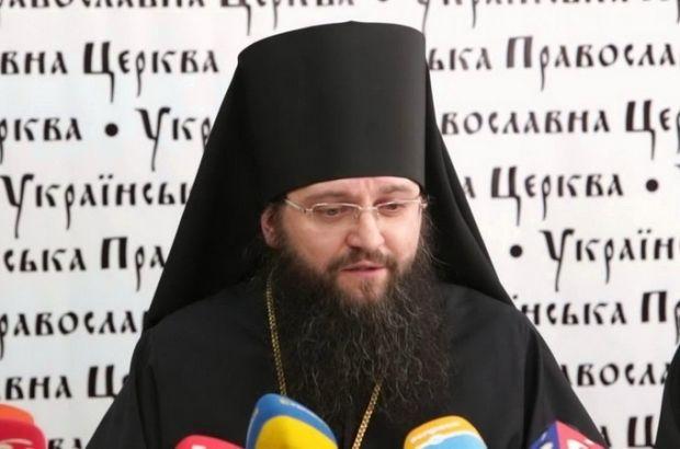 голова Синодального інформаційного відділу УПЦ єпископ Климент (Вечеря)
