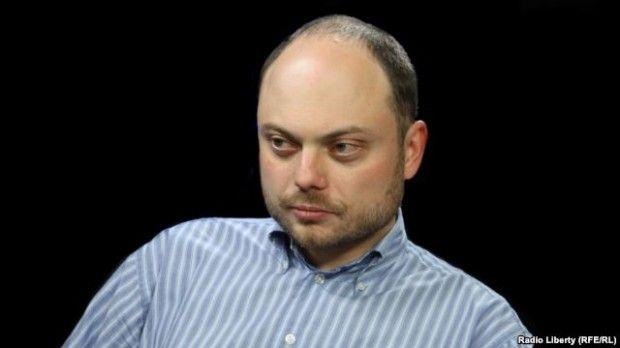 Владимир Кара-Мурза-младший / svoboda.org