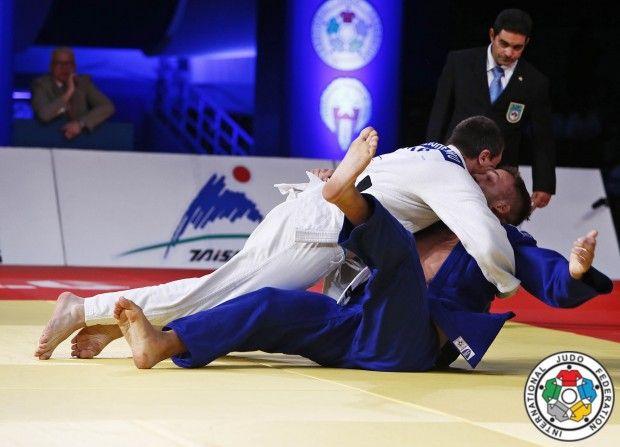 Артем Блошенко виграв усі сутички в Гавані / intjudo.eu