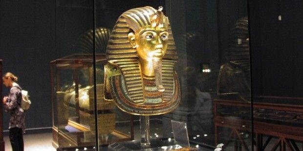 Маска Тутанхамона / tourmir.info