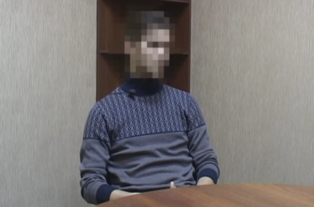 УДніпропетровську спіймали завербованого ванексованому Криму агента ФСБ,— ВІДЕО