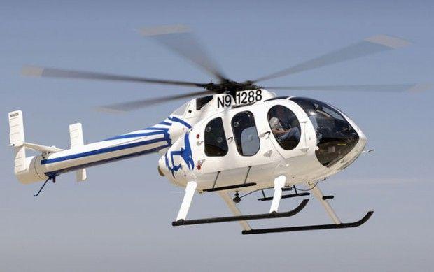 Вертолет MD-600 / express-k.kz