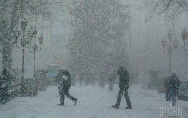На Закарпатье объявили штормовое предупреждение / Фото УНИАН