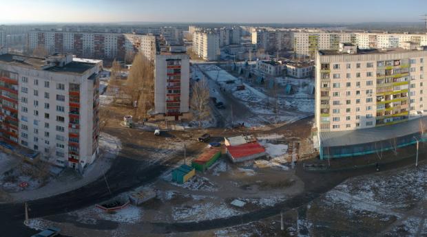 рубежное / panoramio.com/user/279510