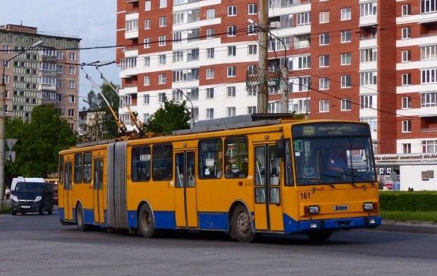 тернополь троллейбус / transphoto.ru/photo/687840/