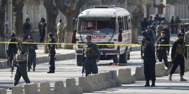 УКабулі біля відділку поліції підірвався смертник. Є жертви