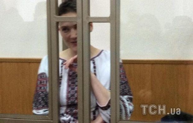 Адвокаты будут настаивать на осмотре Савченко международным консилиумом врачей / Валентина Мудрык / ТСН