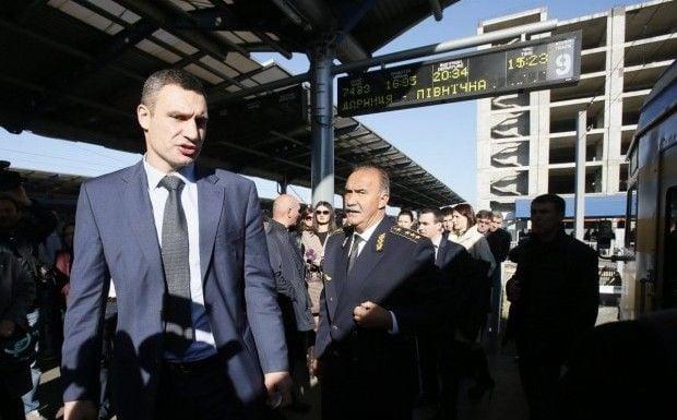 Кличко, Кривопишин / Фото УНИАН