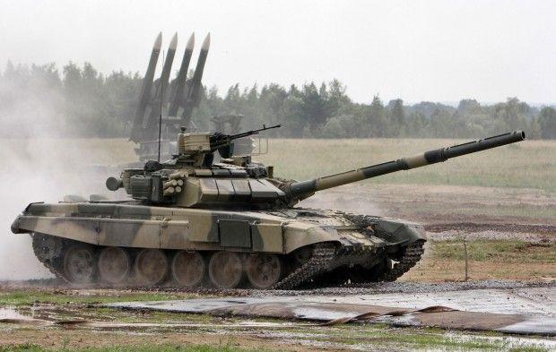 Танк Т-90 / wikipedia.org
