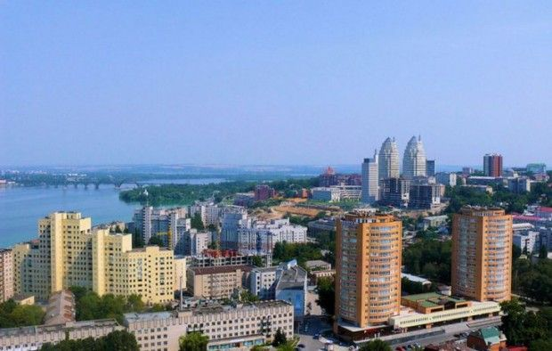 Dnipropetrovsk was originally envisioned as the Russian Empire's third capital city, after Moscow and Saint Petersburg / dnpr.com.ua