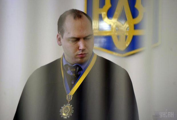 Суддя, який кинув Луценка до в'язниці, знову відсторонений від роботи / фото УНИАН