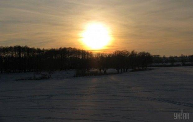 Сегодня в Украине ожидается похолодание