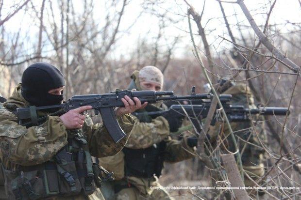 Пограничники / dpsu.gov.ua