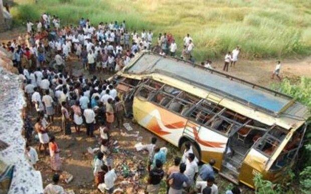 автобус индия / intoday.in