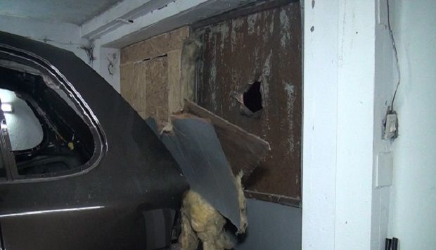 В Киеве из гранатомета обстреляли СТО