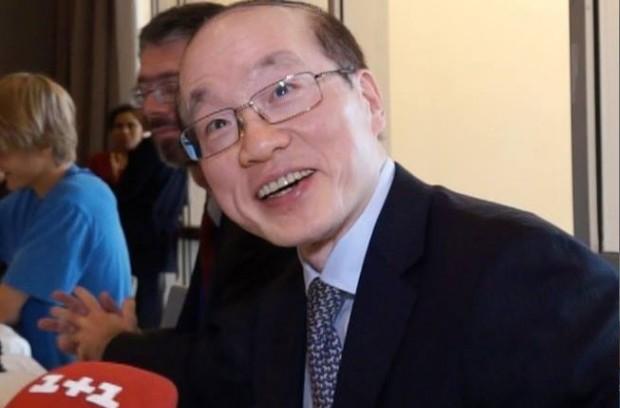 Посол КНР Лю Цзеї / Фото УНІАН