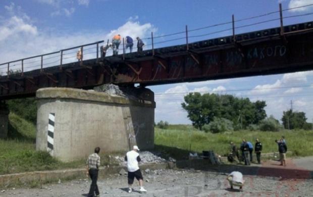 мост Ореховская – Малая Токмачка / vv.com.ua