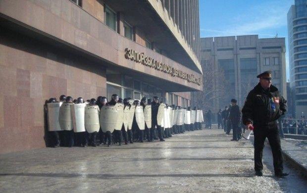 Запорожье, Евромайдан / zp.vgorode.ua