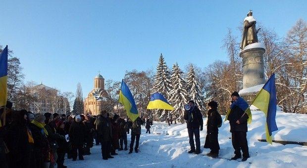 Вече в Чернигове / monitor.cn.ua