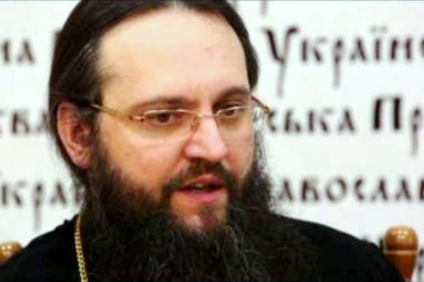 глава Cинодального Информационно-просветительского отдела Украинской Православной Церкви епископ Ирпенский Климент