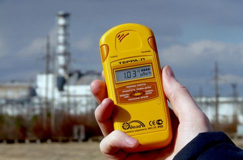 Возможности услуги контроля радиации