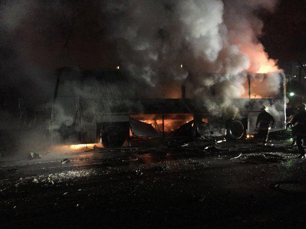 В Анкаре прогремел мощный взрыв: погибли не менее 5 человек