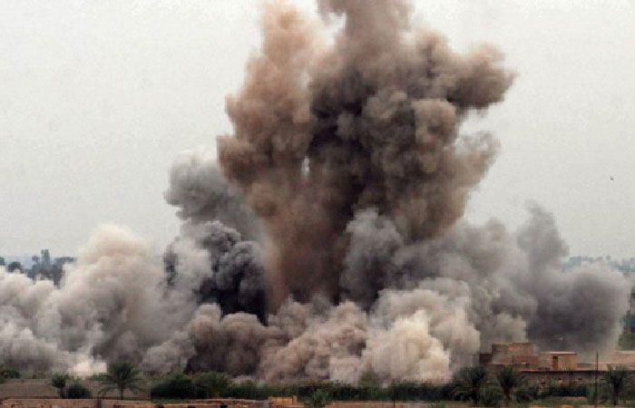 В Пентагоне подтвердили факт нанесения авиаудара / operaicontro.it