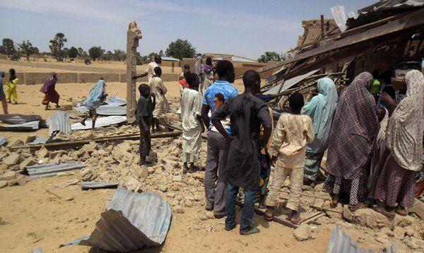 """В організації теракту підозрюють """"Боко Харам"""" / twitter/YodNews"""