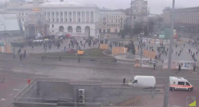 Правоохранители продолжают работать в усиленном режиме / Украинская правда