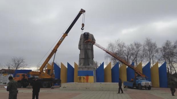 лисичанск ленин / youtube.com