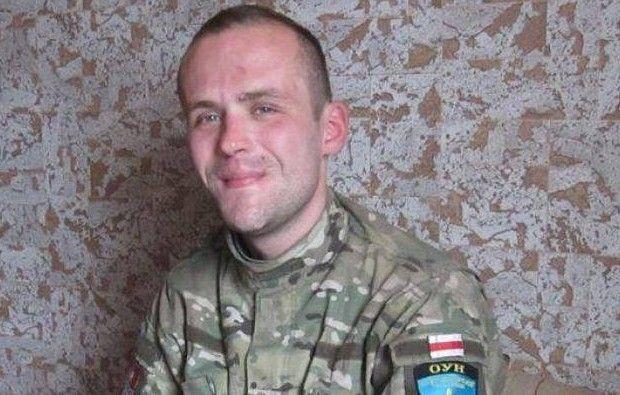 Белоруса избатальона ОУН задержали запогромы русских банков иофиса Ахметова