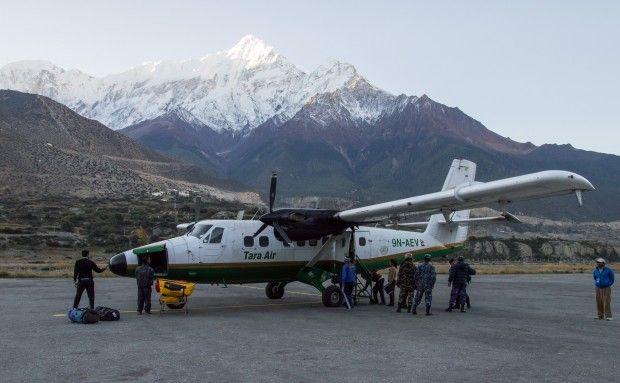 самолет непал джомсом Tara Air / wikipedia.org