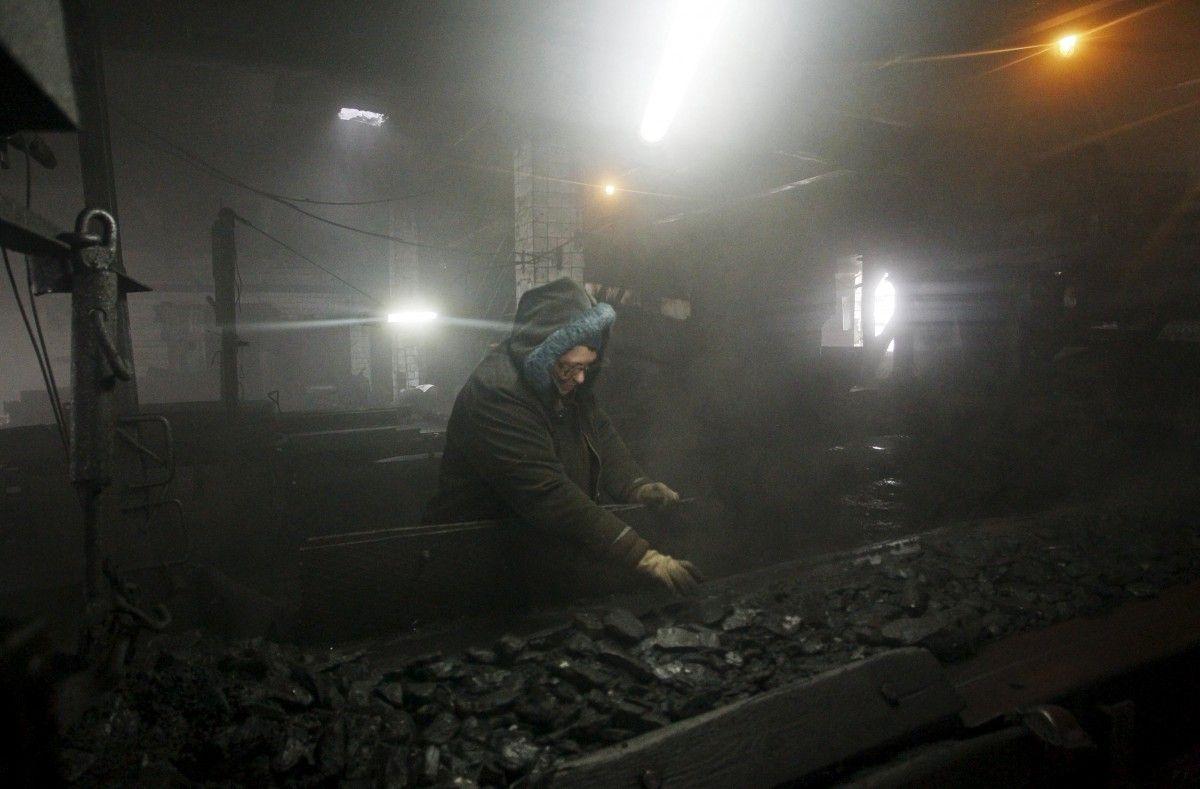 Минэнергоугля хочет вернуть дотации государственным шахтам