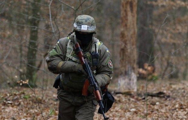 За сутки в зоне АТО ранены шесть бойцов / Фото УНИАН