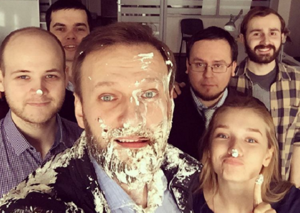 навальный торт / Instagram/navalny4